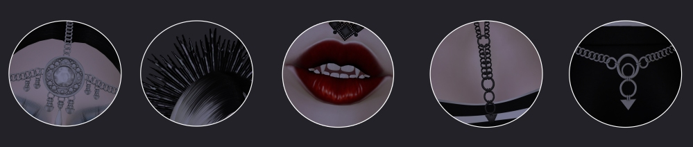 Vamp Mouth ITEMS